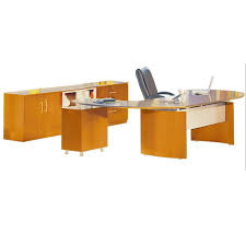 Napoli Reception Desk Mayline Nt15 Gch Napoli Veneer Series Executive Suite 15 Free