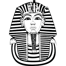 king tut coloring pages 21818