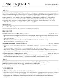 Best Resume Samples For It Freshers by Creddle