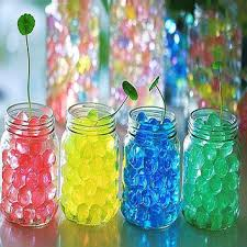 Candy Vases Centerpieces Shop Yellow Centerpiece On Wanelo