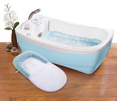 cleaning baby spa bathtub rmrwoods house