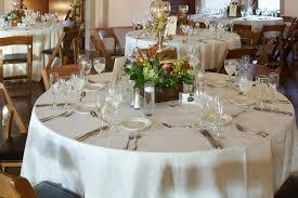 Banquet Table Linen - linen rentals gurus
