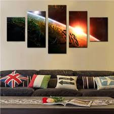 Wall Art Paintings For Living Room Online Buy Wholesale Cheap Modern Wall Art From China Cheap Modern