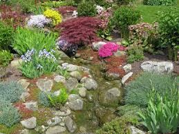 making a rock garden ideas