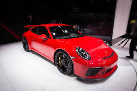 2018 porsche 911 gt3 promises plenty of naturally aspirated power