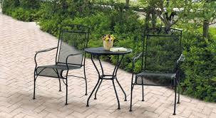 uncommon wrought iron patio furniture ottoman tags rod iron