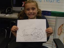 columbus u0027 ship drawing lesson mrs teasdale u0027s kindergarten class