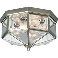 kitchen light fixtures flush mount flushmount lights ceiling lights the home depot