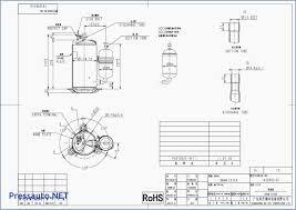 hermetic compressor wiring diagram dolgular com