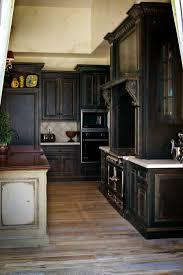 Black Kitchen Cabinets Ideas 25 Best Black Distressed Cabinets Ideas On Pinterest Distressed