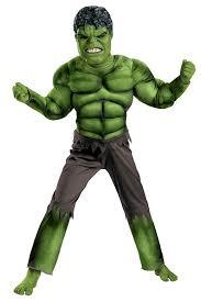 boy u0027s incredible hulk costume kids costumes