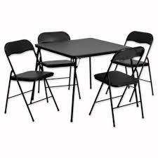 Folding Dining Table And Chairs Buy Extra Folding Dining Tables From Bed Bath U0026 Beyond