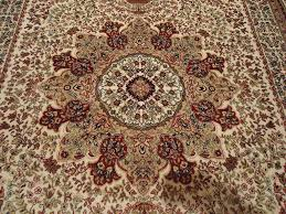 Front Door Carpet by Amazon Com Silk Ivory Rug Persian Rugs 2x4 Door Mats Cream Carpet