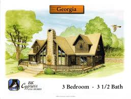 floor plans bk cypress log homes