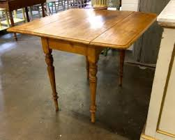Pine Drop Leaf Table Sanblasferry - Old pine kitchen table