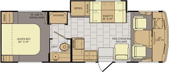 Wilderness Rv Floor Plans 2016 Fleetwood Flair
