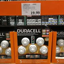 duracell led puck lights the costco connoisseur july 2017