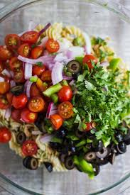 quick u0026 easy pasta salad b britnell