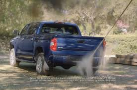 2014 toyota tundra highlighted in three new commercials