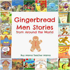 book gingerbread stories from around the world and the