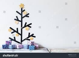 washi tree decoration tiny stock photo 505274668