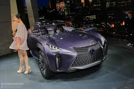 lexus sport hybrid concept toyota u0027s luxury division lexus thinks plug in hybrids are dumb