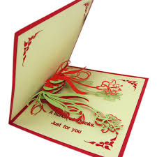 diy 6 designs lovely handmade paper 3d greeting cards with