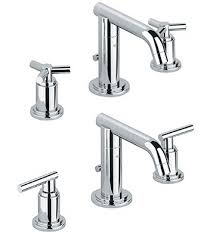 Hansgrohe Widespread Faucet Grohe Atrio Faucets