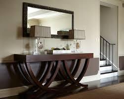 Small Hallway Table Artistic Narrow Hallway Table Creating Antique Room Interior