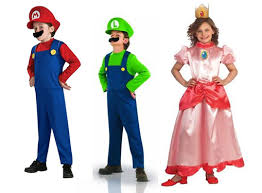 Mario Princess Peach Halloween Costume 10 Halloween Costumes Twins Triplets Siblings