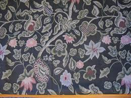 Shabby Chic Upholstery Fabric by Upholstery Fabric Vintage Large Flower Fabric By The Yard Shabby