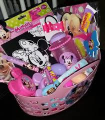 minnie mouse easter baskets disney junior easter basket ideas for children kids toddlers