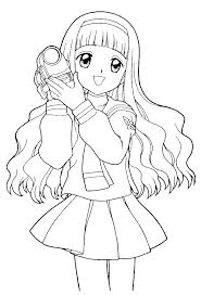 perfect anime coloring pages coloring design 3126 unknown