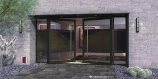 Steel Exterior Doors With Glass Modern Steel Doors Custom Pivot Doors Glass Doors Metal Doors