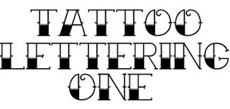 tattoo lettering 1 by davidmunari on deviantart