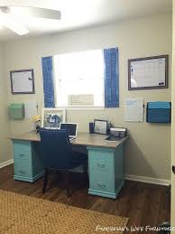 Computer Desk With Filing Cabinet by Best 25 File Cabinet Desk Ideas Only On Pinterest Filing