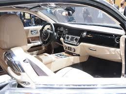 roll royce interior 2013 geneva motor show 2014 rolls royce wraith european car