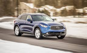 2013 infiniti fx37 awd test u2013 review u2013 car and driver