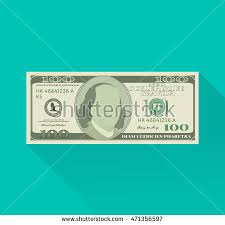 free 100 dollar bill vector template download free vector art