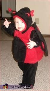 Ladybug Baby Halloween Costume Diy Ladybug Baby Costume