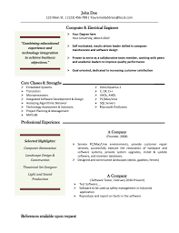 Best Electrical Engineer Resume by Resume Examples 10 Best Free Resume Template Mac Pages Microsoft