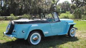 willys jeepster 1949 willys jeepster j65 1 kissimmee 2017