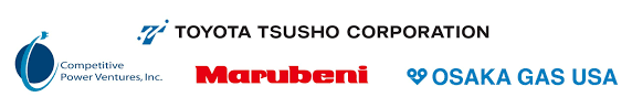 toyota corporation usa competitive power ventures marubeni corporation toyota tsusho