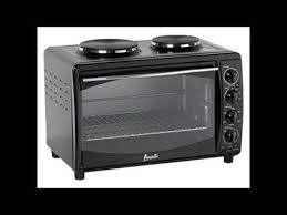 Toaster Oven Temperature Control Avanti Full Range Temperature Control Multi Function Counter Top