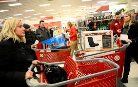 target black friday tickets mall of america has a busier black friday than usual shoppers say