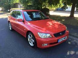 2003 lexus is300 for sale lexus 2003 is300 sportcross auto car for sale