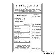 gumball eyes