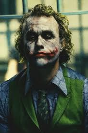 heath ledger as the joker the joker heath