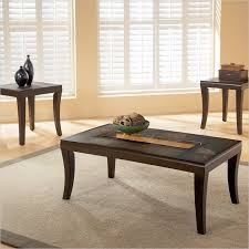 end tables cheap prices standard laguna coffee and end table set w slate top and glass