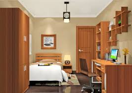 Simple Bed Designs by Attractive Simple Bedroom Interior Design In India Design And